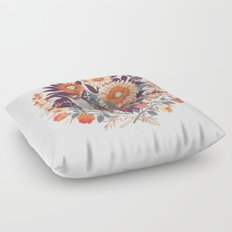 Wren Day Floor Pillow