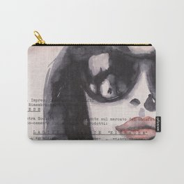 Irene [stolen portrait] Carry-All Pouch