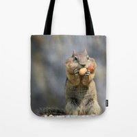 peanuts Tote Bags featuring Peanuts by RDelean