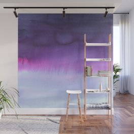 Squall Purple Wall Mural