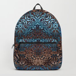 Ethnic Tribal Pattern G329 Backpack