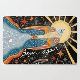 Begin again Cutting Board