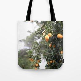 Ojai Oranges Tote Bag