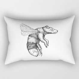 Bumblebear Rectangular Pillow
