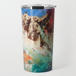 Painting the Gorge Travel Mug