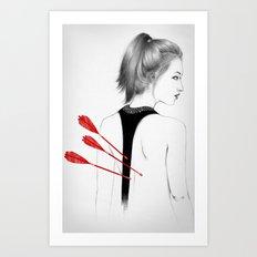 Back Stabbers III Art Print
