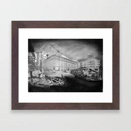 HBC Framed Art Print