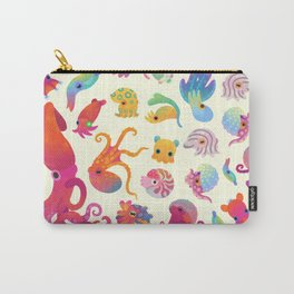 Cephalopod - pastel Carry-All Pouch