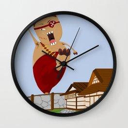 Kokuro Kun Wall Clock