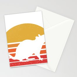 Rat Dad Stationery Cards