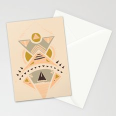 Pyramids 3 Stationery Cards