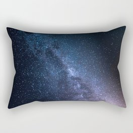 Sharp Milky Way Rectangular Pillow