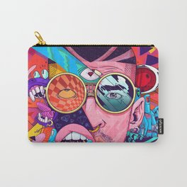 PERFECT BAD BUNNY 2020 Carry-All Pouch