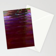 000000 (Dead City Glitch) Stationery Cards