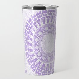 Indian Decoration Vector Travel Mug