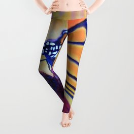 King of butterfly   Le roi des papillons Leggings