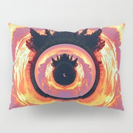 A World Within A World - The Eye Pillow Sham