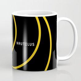 Nautilus Big Logo Coffee Mug