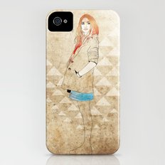 Girl One iPhone (4, 4s) Slim Case