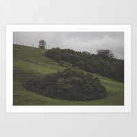 country Art Prints featuring country by Mylo Photography