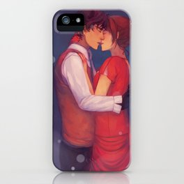 The first dream of my soul iPhone Case