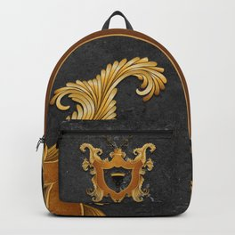House of Gold and Marble Backpack