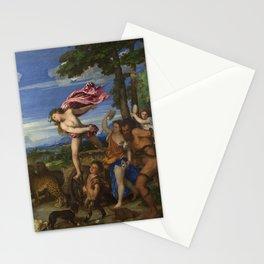 "Titian (Tiziano Vecelli) ""Bacchus and Ariadne"", 1520-1523 Stationery Cards"