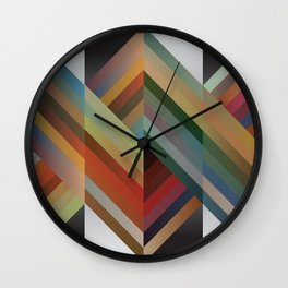 Any Way You Want It Wall Clock