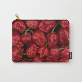 Big Bunch Of Peppers Carry-All Pouch