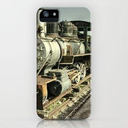 Havana Steamer iPhone Case