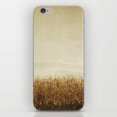 corn field iPhone & iPod Skin