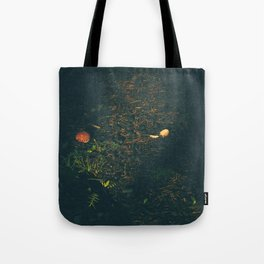 Someone Killed This Mushroom Tote Bag