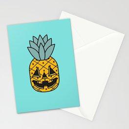 Pineapple Lantern Stationery Cards