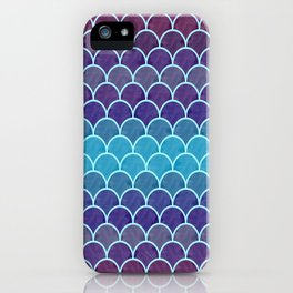 Watercolor Lovely Pattern VVIII iPhone Case