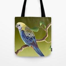 Pale-Headed Rosella Tote Bag