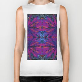 Hopi dream geometry Biker Tank
