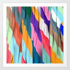 Timeless Texture Art Print