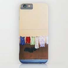 Drying laundry iPhone 6s Slim Case