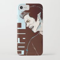 stiles iPhone & iPod Cases featuring stiles no2 by kala