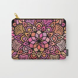 Mandala 10 Carry-All Pouch