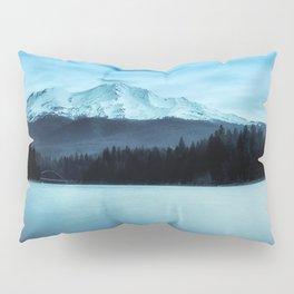 Mount Shasta Morning Pillow Sham