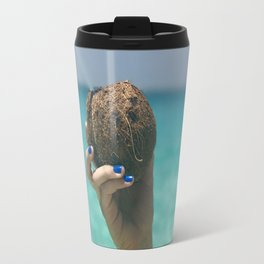 Coconut Dreams. Travel Mug