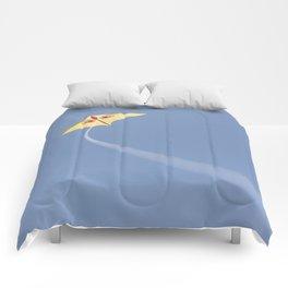 Kite in the Sky Comforters