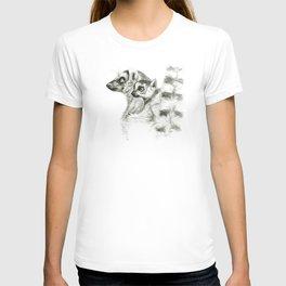 Maki catta and cub T-shirt