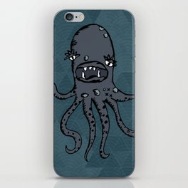 Octopus iPhone Skin