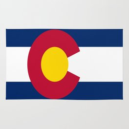 flag colorado,america,usa,south,desert, The Centennial State,Coloradan,Coloradoan,Denver,Springs Rug