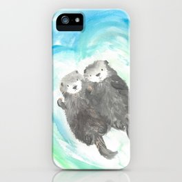 "Made for each ""otter"" iPhone Case"