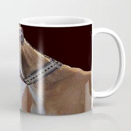 Greyhound Portrait Coffee Mug