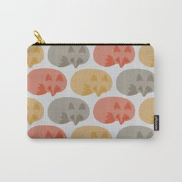 Resting Renard Carry-All Pouch