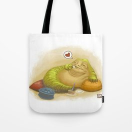 Jabba Tea Time Tote Bag